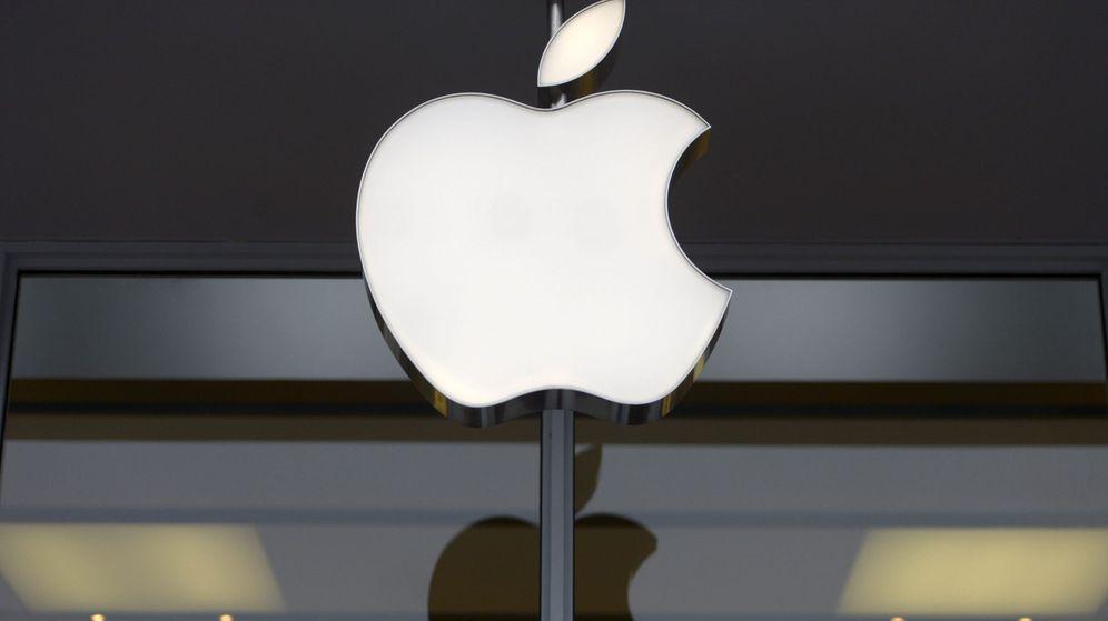 Resultado de imagen de logo marca Apple