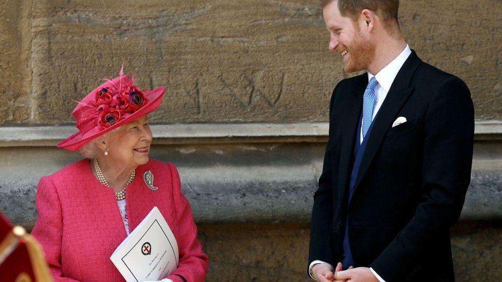Harry y la reina Isabel II, cuatro horas de reunión privada y una clara advertencia