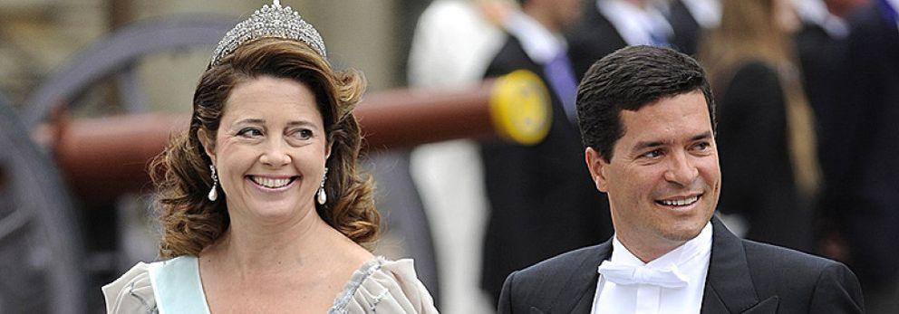Foto: Carlos Morales, marido de Alexia de Grecia, visita de nuevo al juez