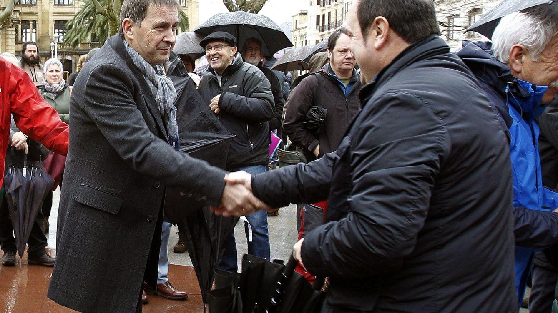 EH Bildu irá con todo su arsenal a la Diada frente a la moderada delegación del PNV