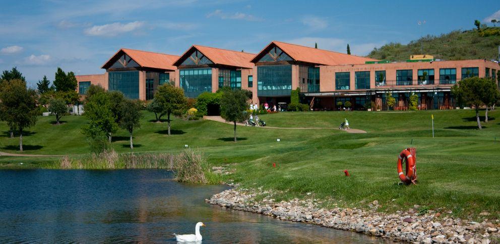 Foto: Casa Club de Golf Retamares en Madrid.