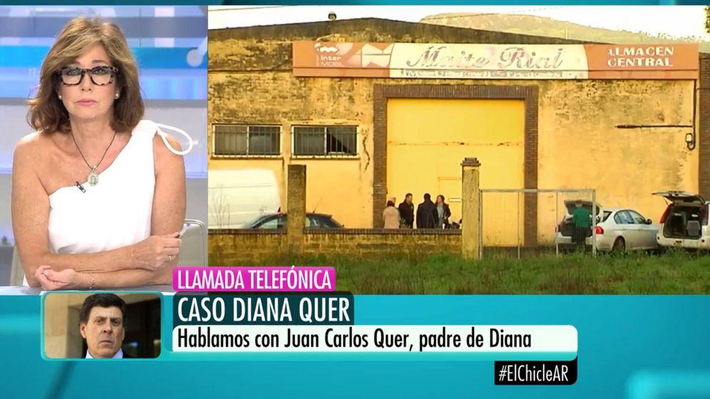 Foto: 'El programa de Ana Rosa' este lunes (Telecinco.es)