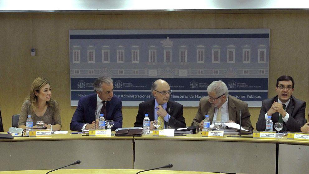 Montoro aplaza 'la financiación autonómica: toca la reforma fiscal