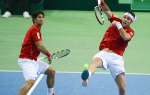 Sin Nadal y Ferrer, España se despide con estrépito de la Davis