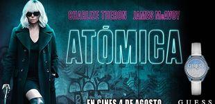 Post de Invitamos a cinco lectores a ver 'Atómica', la nueva película de Charlize Theron