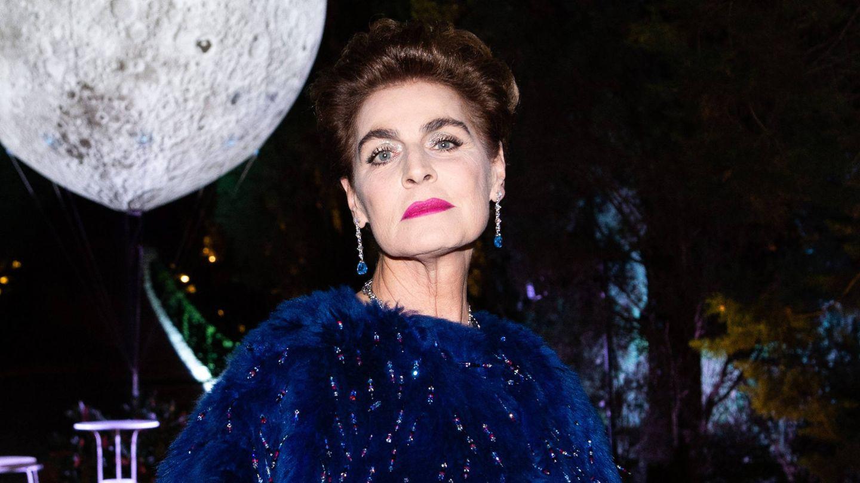 Antonia dell'Atte, antes de su cambio de look. (Cordon Press)
