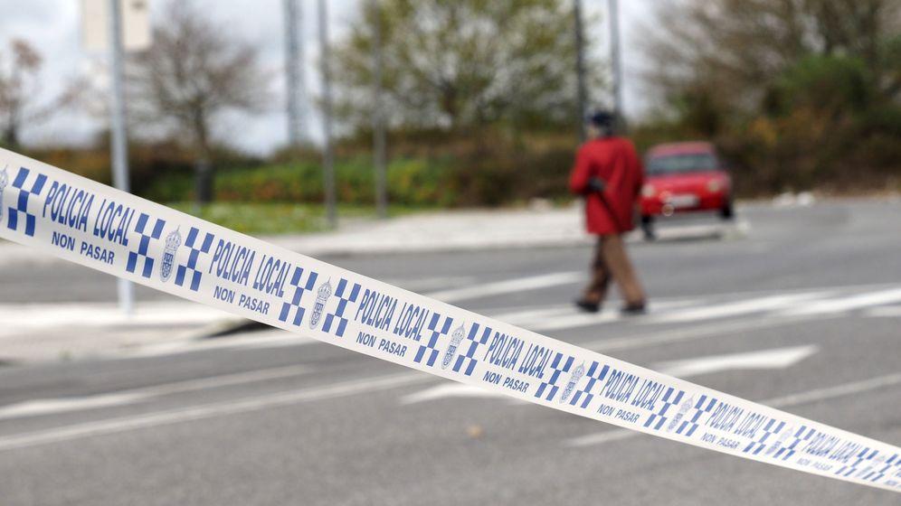 Foto: Imagen de archivo de la Policía Local de Lugo. (EFE)