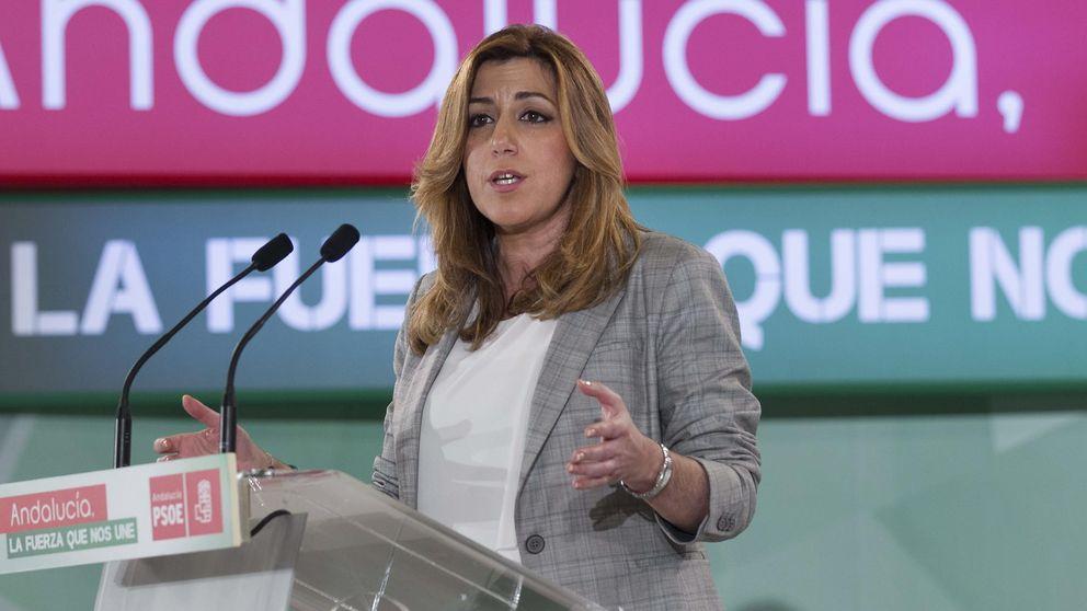 Díaz y el Partido Popular amortiguan el 'efecto Podemos' en Andalucía