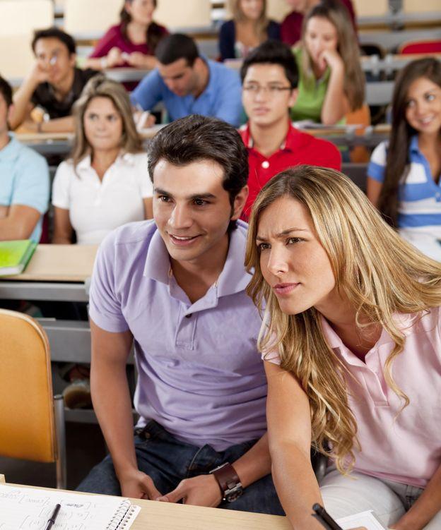Foto: El 41,1% de los jóvenes españoles entre 25 y 35 años tiene estudios universitarios. (Corbis)