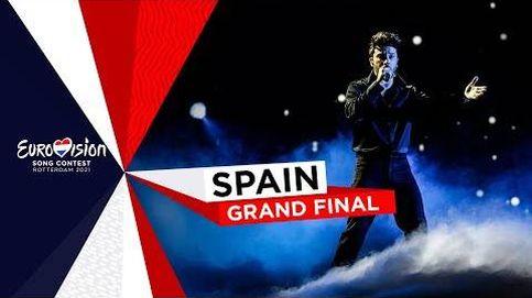 Así ha sido la actuación de Blas Cantó (España) en la final de Eurovisión 2021
