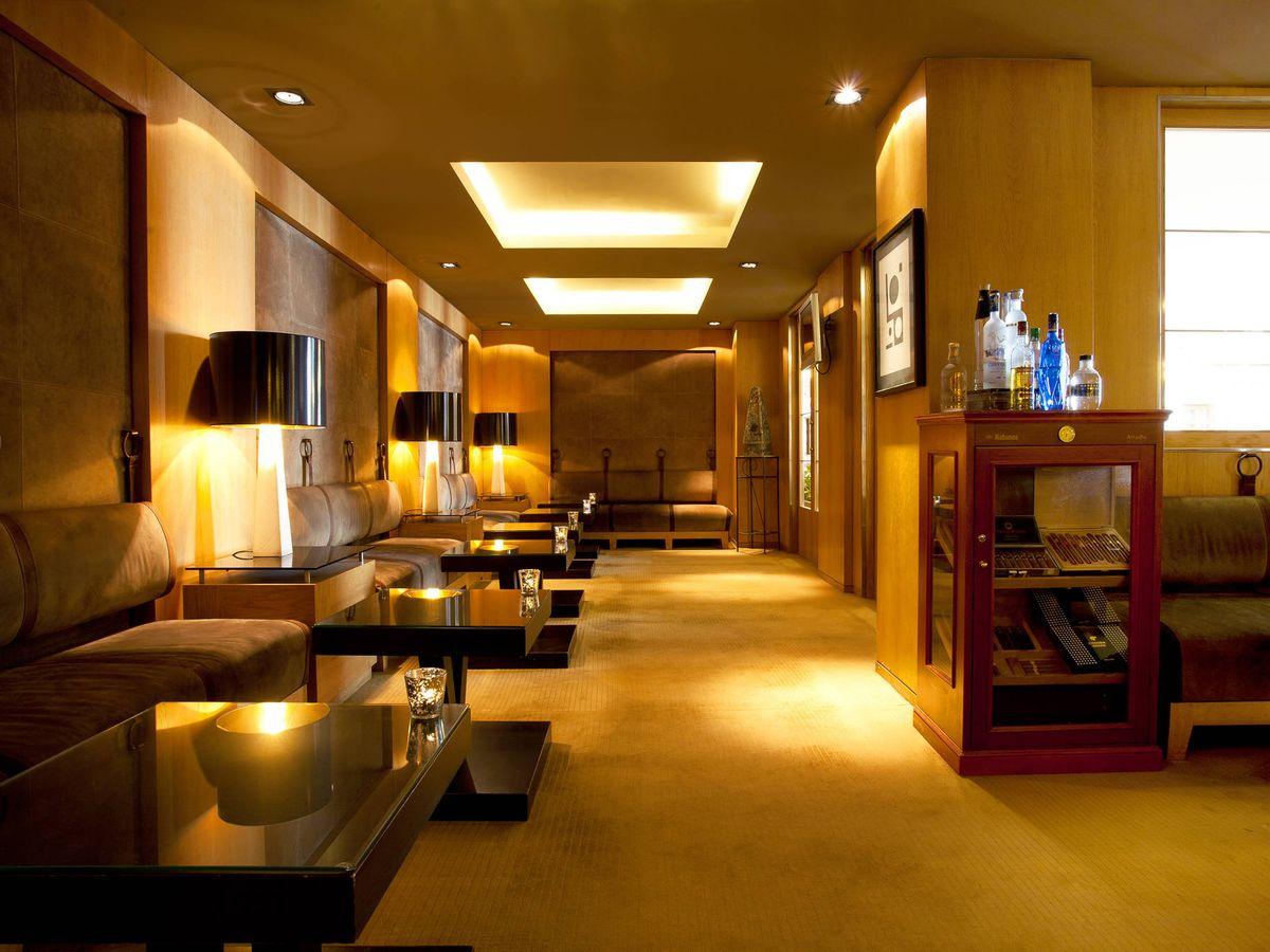 Foto: Interior de un hotel Hesperia.