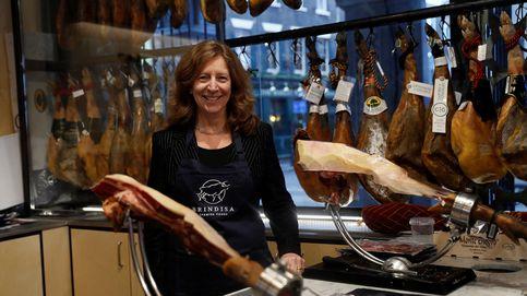 La inglesa que ha arrasado en su país vendiendo comida española