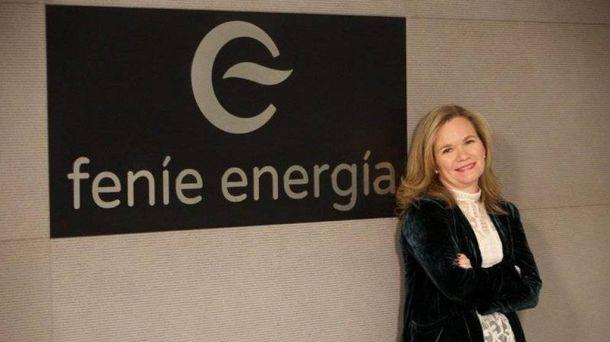 Foto: La exconsejera delegada de Feníe Energía Isabel Reija. (LinkedIn)