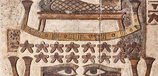Post de Descubren jeroglíficos con el nombre de antiguas constelaciones egipcias