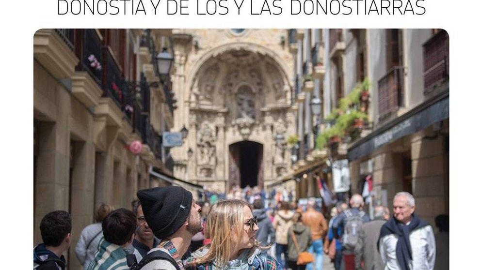 La ocurrencia de Bildu para evitar a los turistas: limitar la cultura en verano