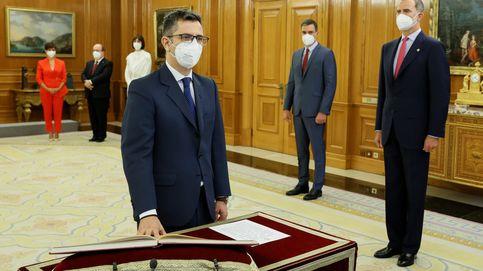 Félix Bolaños auditó a los nuevos ministros a espaldas de Iván Redondo