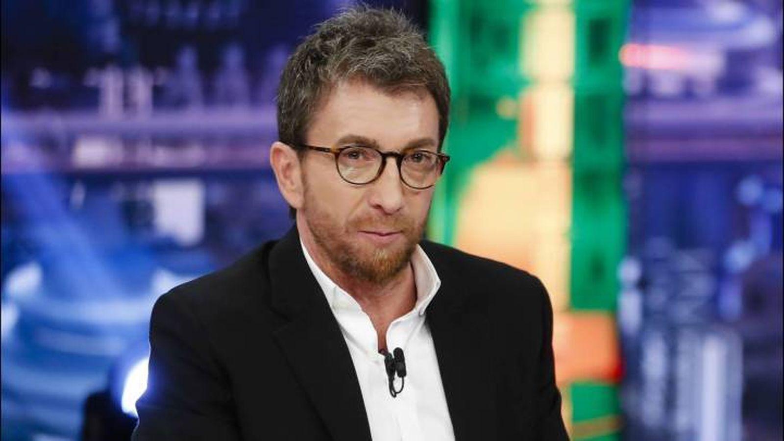 Foto: Pablo Motos, en 'El hormiguero'. (Antena 3)