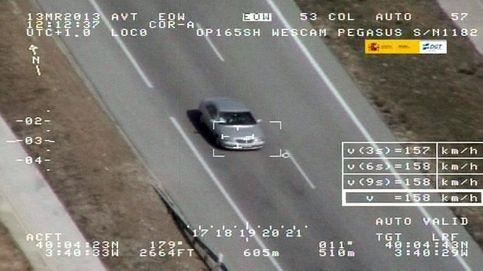 Así multa la DGT a los coches de los españoles (antes del estado de alarma)