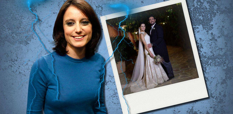 Foto: Andrea Levy (PP) critica la boda de Inés Arrimadas (C's)
