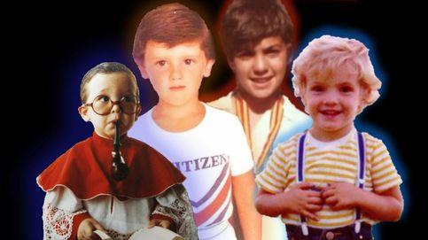Así eran de niños los candidatos a Moncloa: baloncesto, guitarra, natación, Maquiavelo...