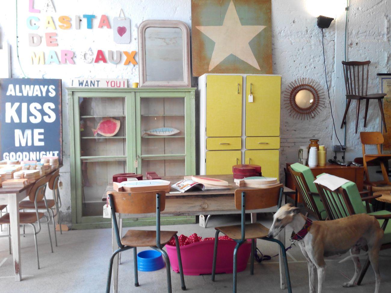 Los diez mandamientos del comprador de muebles vintage for Muebles de oficina vintage