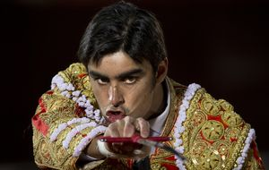 Boda torera en Salamanca: Perera se casa con la hija del 'Niño de la Capea'