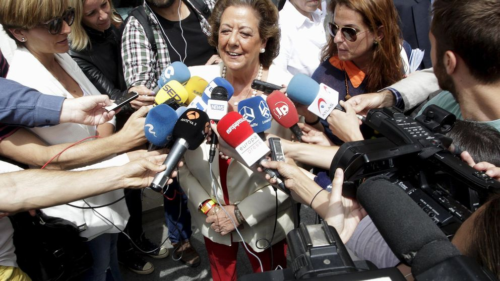 Barberá se reúne con Ciudadanos para arrebatar Valencia a Compromís