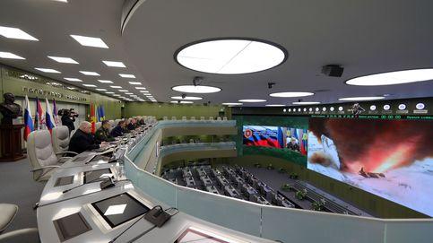 Rusia se rearma con el misil hipersónico Avangard, el arma del futuro