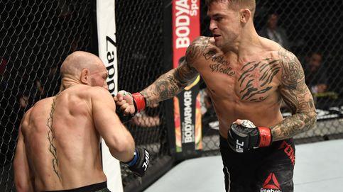 UFC 257: Dustin Poirier noquea de improviso a Conor McGregor en la revancha