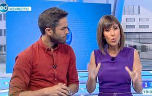 Toñi Moreno regresa discreta a TVE pese a la ayuda de Mariló