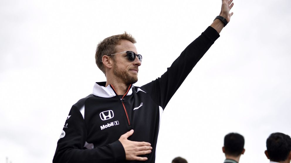 Correr en Mónaco sin probar el coche, ¿la última locura del 'jubilado' Button?