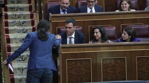 Podemos deja atrás al PSOE de la 'cal viva' y se acercará a un Sánchez sin el lastre de Cs