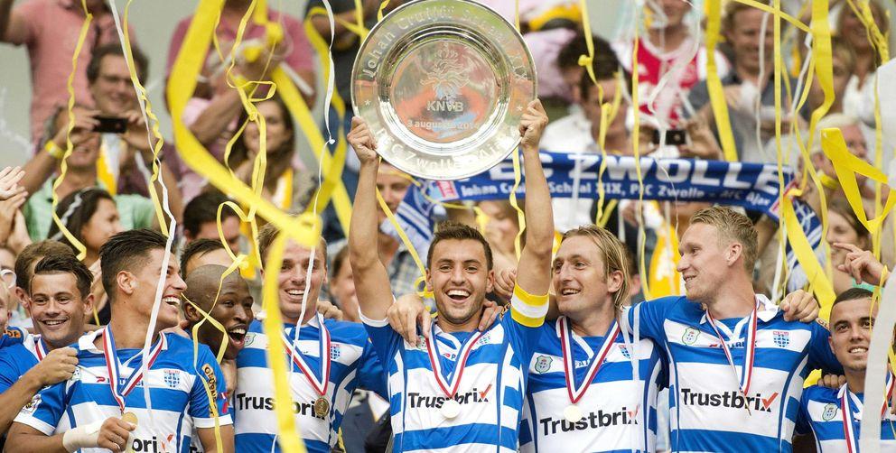 PEC Zwolle, el club que copió al Ajax y se unió al Madrid para poder brillar en Holanda