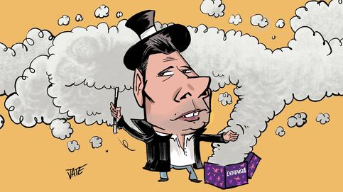 Fran Álvarez vende humo