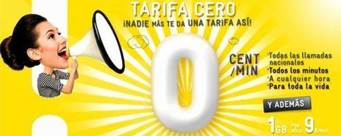 Foto: La agresiva 'Tarifa 0' de Másmóvil, no apta para los que se enrollan al teléfono