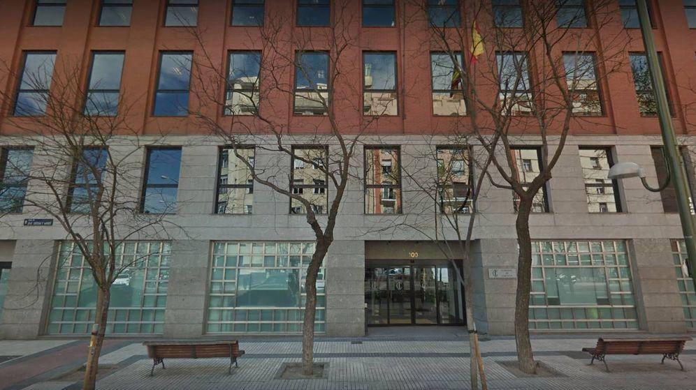 Foto: La actual sede provisional del Tribunal de Cuentas, en la calle Ortega y Gasset. (Google Maps)