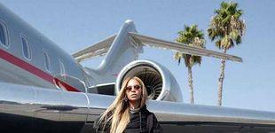 Post de Beyoncé y el carísimo look elegido para viajar en (su) jet privado