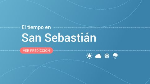 Previsión meteorológica en San Sebastián: alertas por fenómenos costeros y vientos
