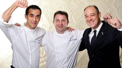 Lasarte, de Martin Berasategui, logra la tercera estrella Michelin