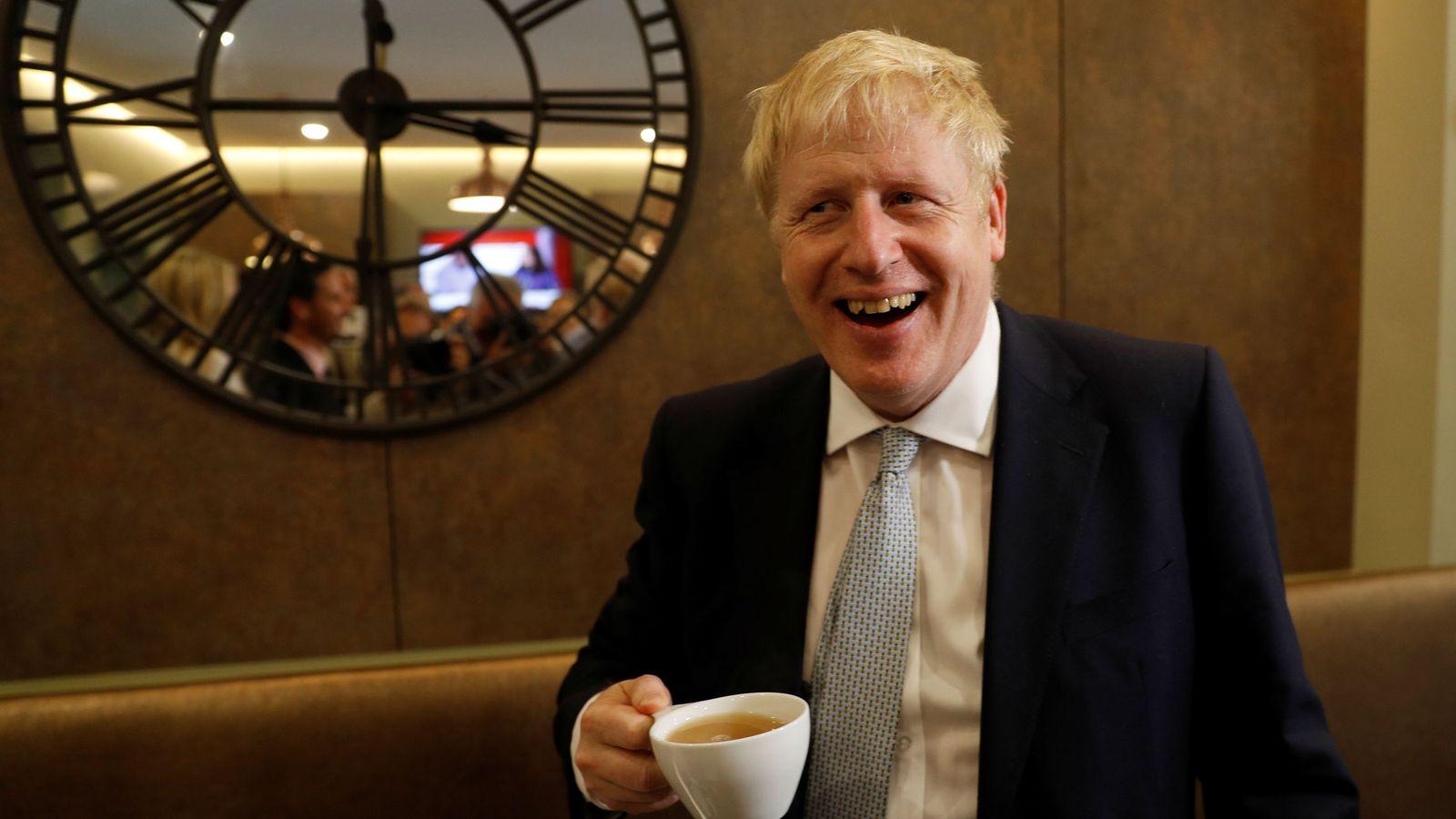 Foto: Boris Johnson.