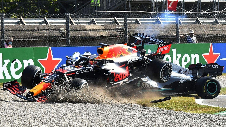 La temporada actual con la lucha al límite entre Hamilton y Verstappen está siendo un espectáculo apasionante
