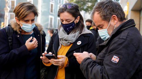 La extraña campaña 'digital' catalana: los partidos pasan de bombardearte en Facebook