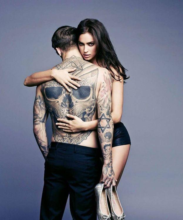 Foto: Tatuajes en 3D y con diferentes motivos; así son las nuevas tendencias (Foto: Xti)