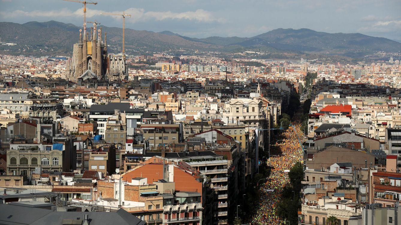 La vivienda se dispara un 20,6% en Barcelona y un 15,5% en Madrid en solo un año
