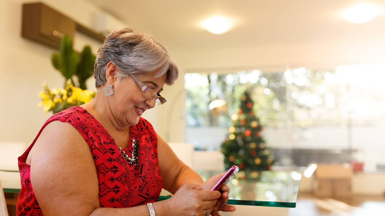 Una abuela gana 4 millones a la lotería, pero quiere tener una Navidad normal
