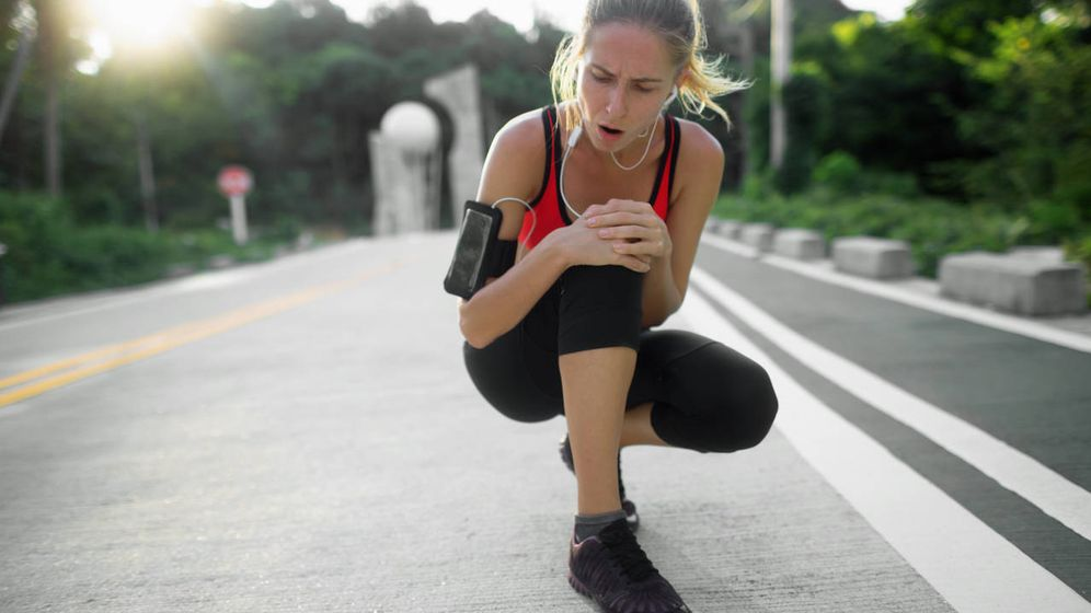 Foto: Un pequeño traspiés para una mujer, un gran paso para tu salud. (iStock)