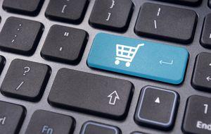 Los españoles gastan una media de 1.330 euros en compras 'online'