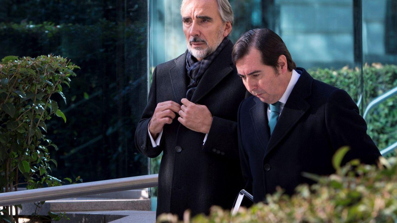 El caso Villarejo y la imputación de Asúa complican la renovación del consejo de BBVA