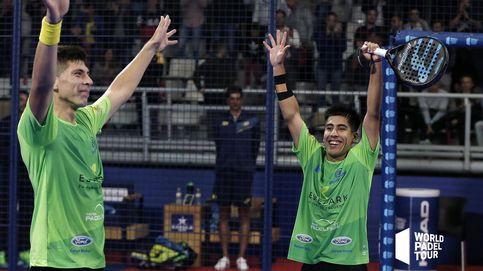 La gran sorpresa del Alicante Open: los número 1 del World Padel Tour, eliminados