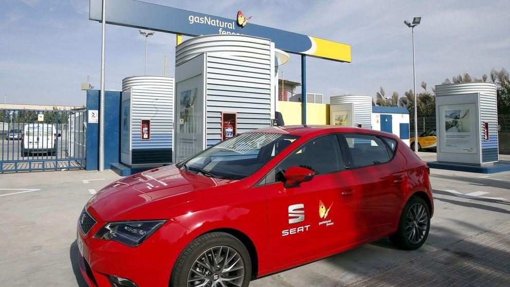 Un León a gas natural, la opción más económica conduciendo 100.000 km.